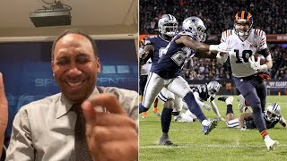 Stephen A Smith EPIC TROLLS DALLAS COWBOYS TO THE MAX After Loss To Chicago Bears