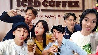 """Quang Trung, Jun Phạm cùng dàn sao CHÚC MỪNG Ngô Kiến Huy trở thành """"ĐẠI GIA"""" CAFE"""