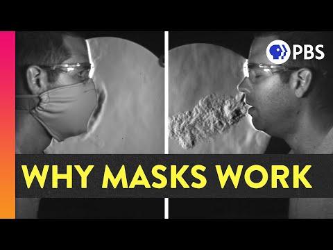 Каков ефект имаат маските против корона вирусот и зошто треба да ги носите?
