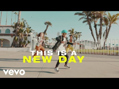 Danny Gokey - New Day (Lyric Video)