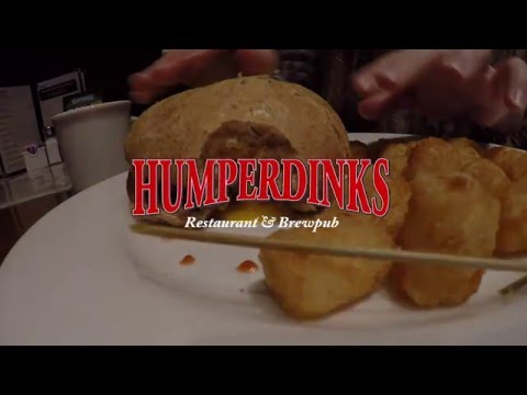 Humperdink's Breakfast Burger