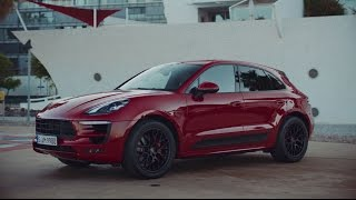 The new Macan GTS - sports exhaust system
