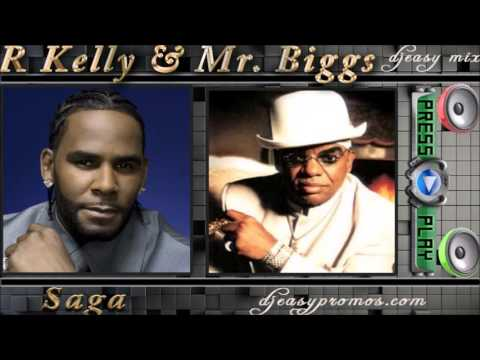 R Kelly And Ron Isley Aka Mr  Biggs Saga Showdown    djeasy 