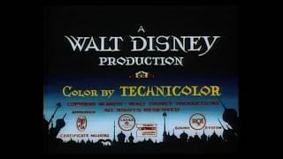 Walt Disney Cartoon – Peter and the Wolf (1946) – 1955 reissue titles