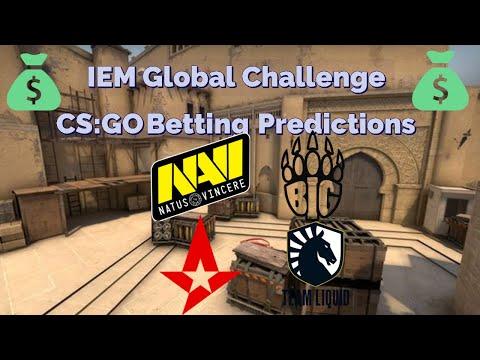 big cs go betting predictions
