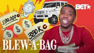 YFN Lucci Blew His $1Mill Bag On Cars, Houses and His Mama | Blew A Bag