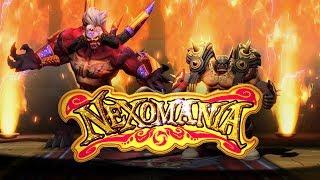 Nexomania will be unleashed on the Nexus