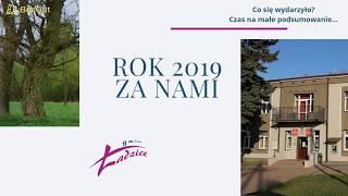 Gmina Ładzice   Podsumowanie roku 2019