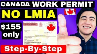 FASTER and EASIER WAY to WORK in CANADA!! | JOBS WORK PERMIT CANADA IMMIGRATION