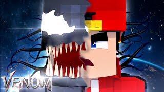 Minecraft Adventure - LITTLE ROPO BECOMES VENOM!