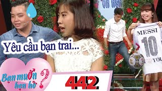 WANNA DATE #442 UNCUT|Going through the break-up, they touched the audience's hearts