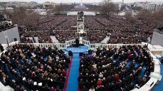 2013 Inauguration Ceremony