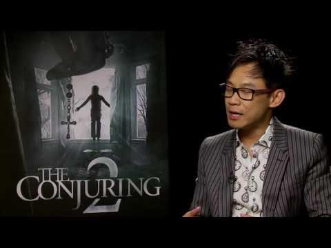Expediente Warren: El Caso Enfield (The Conjuring) - Entrevista a James Wanr HD
