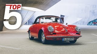 Porsche Top 5: Best air-cooled models