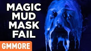 Magic Mud Face Mask Test