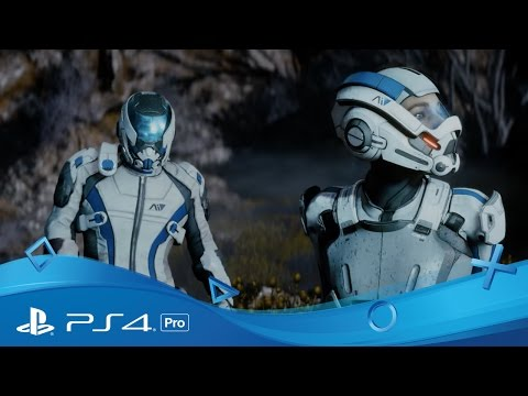 Mass Effect: Andromeda | Gameplay-Trailer | PS4 Pro