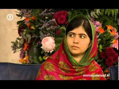 Op 24 mei 2014 reikte BLØF de Four Freedoms Award uit aan Malala Yousafzai uit Pakistan, in de Nieuwe Kerk in Middelburg. Ze speelden voor haar het lied