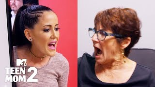 Best of Jenelle & Barbara (Part 2) | Teen Mom 2 | MTV