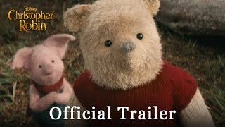 Christopher Robin Official Trail HD