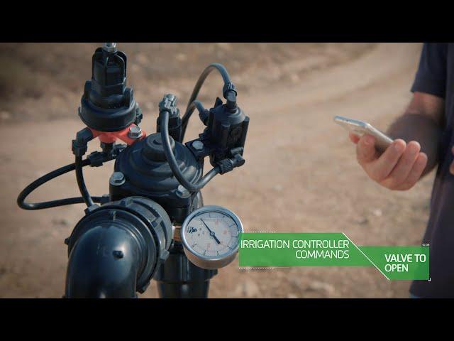 Add & Calibrate Pressure Reducing Feature to Hydraulic Remote NC Control Valve