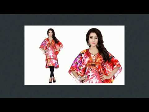 Designer Kaftan Dresses & Latest Short Caftan Designs Online for Women & Girls | Designers and you