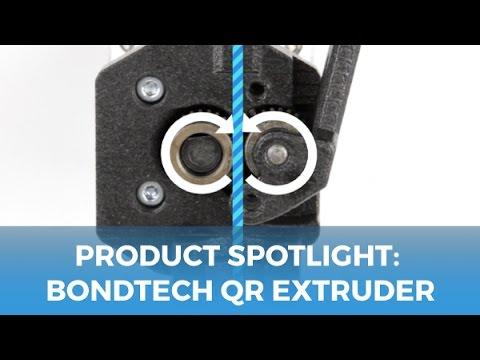 Bondtech QR Extruder - Upgrade Your 3D Printer