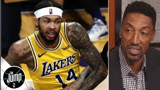Brandon Ingram continues to impress rather than worry about trade rumors - Scottie Pippen   The Jump