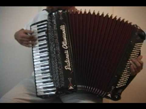 Castañuelas. Pasodoble. Musica Española. acordeon accordion fisarmonica