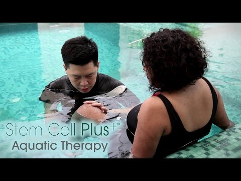Aquatic Therapy | Beike Stem Cell Plus+™