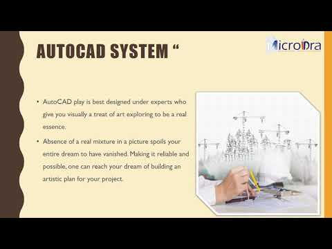 Best AutoCAD Service In India | Microdra Design