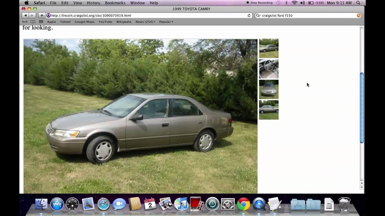 Used Cars Private Owners Craigslist