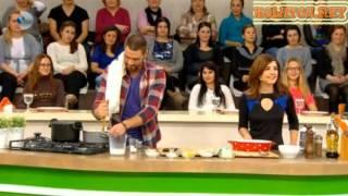 Yemek Takımı Dört Peynirli Makarna Tarifi Canlı izle 13.11.2013