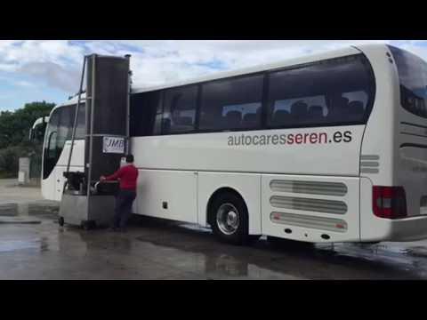 Monocepillo - Motorizado en  A Coruña para el lavado de buses