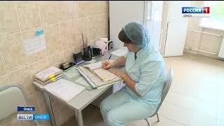 Почти миллион жителей Омской области уже поставили прививки против гриппа