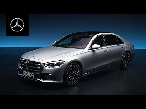 The New S-Class | Engineering the World's Best Car
