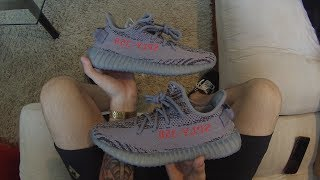 Unboxing Yeezy Boost V2 (PORTUGUES BR)