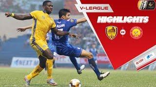 Thi đấu hơn người, Quảng Nam đại thắng Thanh Hóa tại vòng 19 V.League 2019 | VPF Media