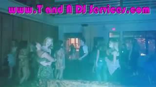 DJD emcees the Freeze Dance