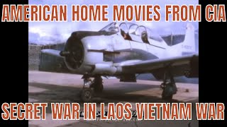 AMERICAN HOME MOVIES FROM CIA SECRET WAR IN LAOS VIETNAM WAR 75042