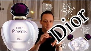Christian Dior Pure Poison Review Youtube