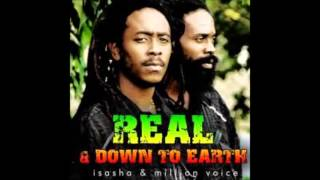 Isasha & Million Voice - I know Jah