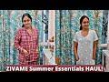 ZIVAME Summer Essentials HAUL! HEAVENLY HOMEMADE