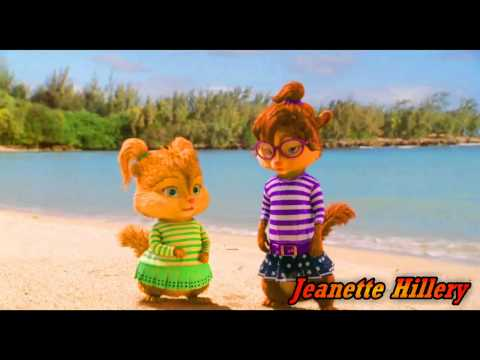 chipettes ready or not- HAPPY BIRTHDAY TO SandStrom163