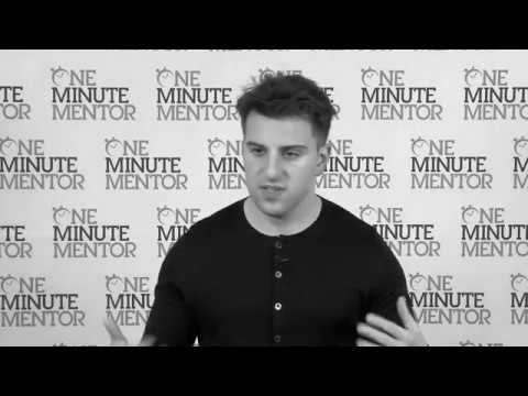 Hearst One Minute Mentor: Brian Chesky on Leadership