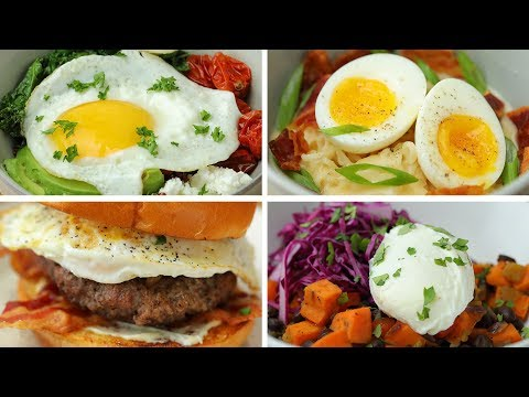 The Ultimate Egg-Topped Brunch // Presented by American Egg Board