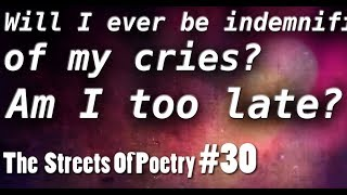 Am i too late?  a rhyme reflection #30