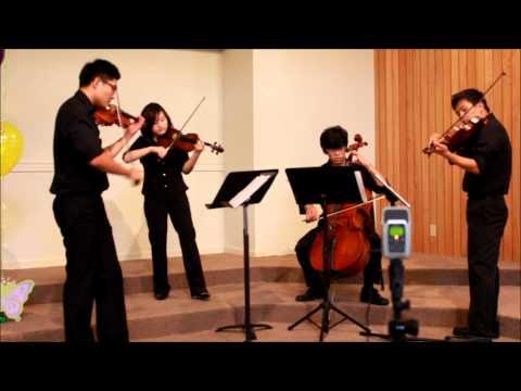 Palladio sheet music violin