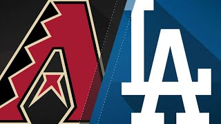 Dodgers best D-backs in 9th with walk-off win: 9/2/18