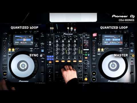 New Pioneer DJ CDJ-900NXS Walkthrough