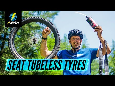 Tips And Tricks For Setup & Seating Tubeless Tyres + How To Know If Your Bike Is Tubeless Ready